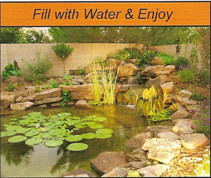 selecting your pond area