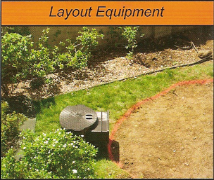 layout pond equipment