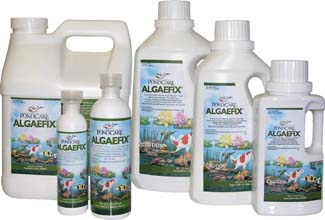 Pondcare algaefix 128 oz for How to remove algae from pond without harming fish