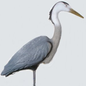 Heron Decoy