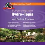Hydro-Topia Super Strength Liquid Bacteria Pond Treatment - Twin Neck Style Bottles