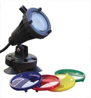Underwater Halogen Lights