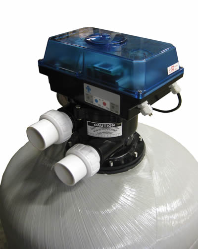 """Automated Backflush System For 1.5"""" Bead Filter Units"""